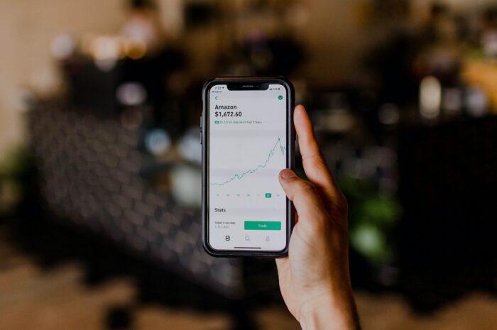 Obchodování přes mobil není žádnou neznámou